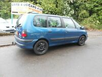 Renault Espace Expression 2.2cc DCI Estate 7 SEATER with tow bar