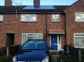3 bed house looking for a 4 bed exchange in shrub end