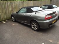 03 mg convertible. 10 months not and has had recent cambelt change.