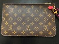 Brand new Limited Edition Neverfull Pouch from 2015