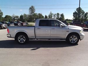 2015 Ram 1500 Laramie, DIESEL,SUNROOF,NAVI,AIR SUSPENSION,LOADED Kitchener / Waterloo Kitchener Area image 4