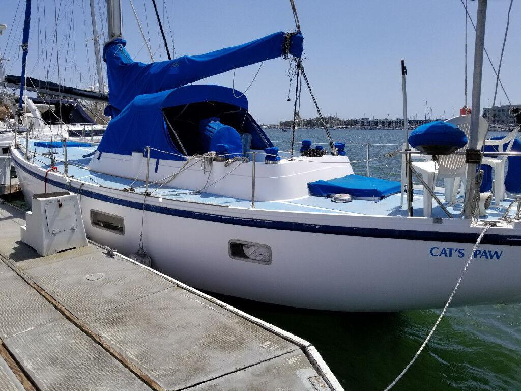 1970 Coronado 41' Sailboat