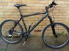 Orbea mountain bike.