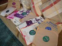 12 Original 78's Records All In Good Condition