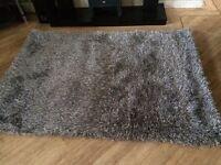 Soft Fluffy Deep Pile Rug New