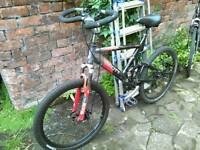 Downhill road bike