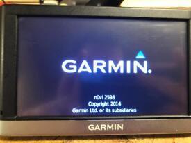 Garmin nuvi 2598 very good condition.
