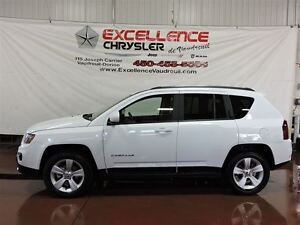 2015 Jeep Compass NORTH HIGH ALTITUDE CUIR TOIT West Island Greater Montréal image 4