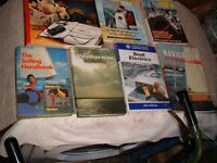 Boating/Sailing books/manuals.