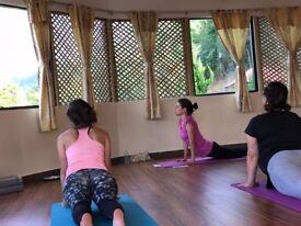 Private Yoga Classes in London
