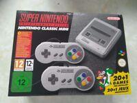 SNES Super Nintendo Classic / mini
