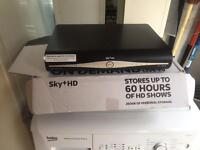 Sky + HD Box plus Router and Remote