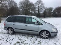 FORD GALAXY 1.9 TDI DIESEL 2005 7 SEATER MOT 7 MONTHS SERVICE HISTORY-GREAT ECONOMICAL FAMILY CAR