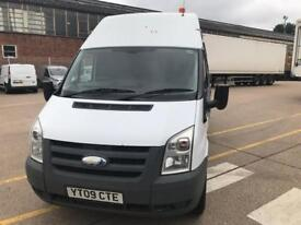 Top Spec Heavy Duty Van