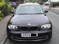 BMW 116i, 2.0l Petrol, EXCELLENT CONDITION, recently serviced, MOT until Dec '17