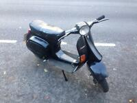 Vespa 50 for spears/repairs
