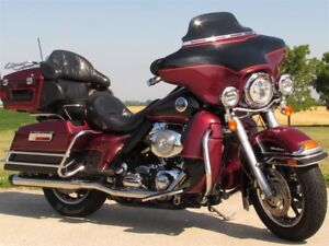2001 Harley-Davidson FLHTCU Ultra Classic Electra Glide   Comfor