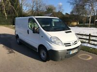 Nissan primastar speed manual diesel only 88,000 miles looks and drives superb