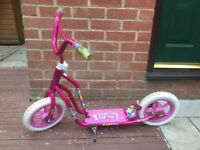 Kids scooter for sale, suitable for apx 3 to 6 year old