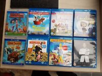 Blu Ray movie's for sale.