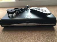 Sky HD Box working with remote