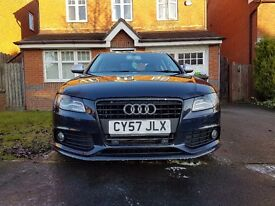 Audi A4 2.0 tdi HIGH SPEC! with lots of extras (read description)