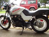 SUZUKI GS650 KATANA