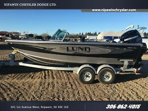 2015 lund boat co 1800 Tyee