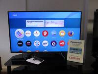 "NEW BOXED PANASONIC VIERA 49"" ULTRA 4K LED SMART TV"
