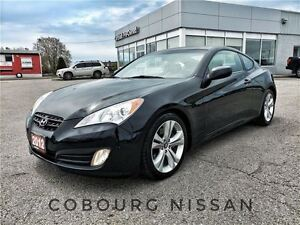2012 Hyundai Genesis Coupe 2.0T Sunroof Leather  FREE Delivery