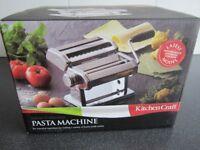 Kitchen Craft Pasta Machine - In Excellent Condition