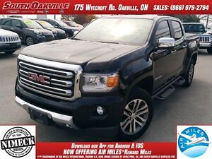 2016 GMC Canyon SLT | 4X4 | LEATHER | NAVIGATION | BOSE