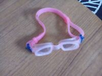 'AQUA SPHERE' swimming goggles - any reasonable offer accepted