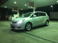 TOYOTA VERSO 2009 1.8 AUTOMATIC 7 SEATER