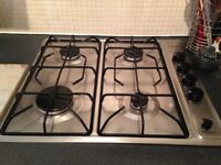 Stoves Electric Fan Oven & Gas Hob for sale
