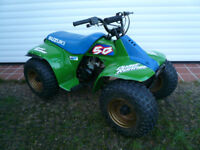 Suzuki LT50 Childs Quad