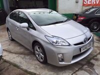 1 OWNER, TOYOTA PRIUS 1.8 HYBRID T-SPIRIT AUTO, 39K MILES, HPI CLEAR, IDEAL FOR TAXI / PCO, FINANCE
