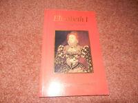 Elizabeth 1 by Rosalind K. Marshall