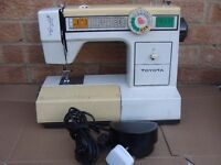 Toyota 2260 Sewing Machine Perfect Working Condition