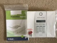 Visonic PowerMax Express Security wireless Alarm GSM GPRS Sim Card Dialler Module built in