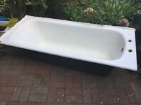 Cast iron bath for sale - collection only