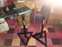 JamStands Monitor Stand JS-MS70 (Pair)