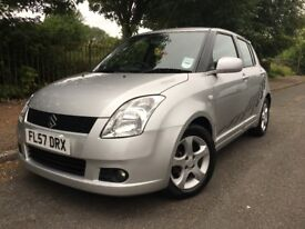 Suzuki SWIFT AUTOMATIC 1,5L LOW MILAGE 44500