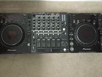 COMPLETE DJ SET UP... BARGAIN PRICE!! EXCELLENT CONDITION!