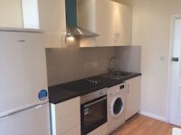 A refurbished one double bedroom apartment in agood location near tube and shops