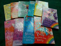 Rainbow Fairies Books x10