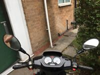 Moped 125cc Spairs repairs