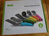 Cook No Mess kitchen utensils set