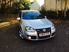 VOLKSWAGEN GOLF 2.0 TURBO FSI GTI 2005 GENUINE LOW MILES (68000)WITH FULL SERVICE HISTORY