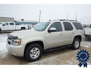 2013 Chevrolet Tahoe LT 4x4, Seats 8, 65,438 KMs, 5.3L V8 Gas
